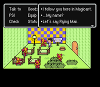 Image result for earthbound magicant wall