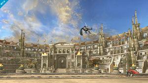 [Discussão] Super Smash Bros. for Wii U/3DS 300px-SSB4_Coliseum