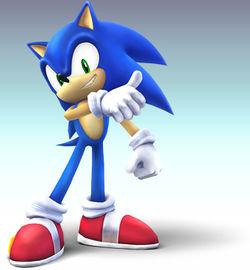 Sonic Pm Smashwiki The Super Smash Bros Wiki