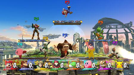8-Player Smash - SmashWiki, the Super Smash Bros  wiki