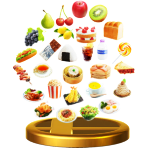Food - SmashWiki, the Super Smash Bros. wiki