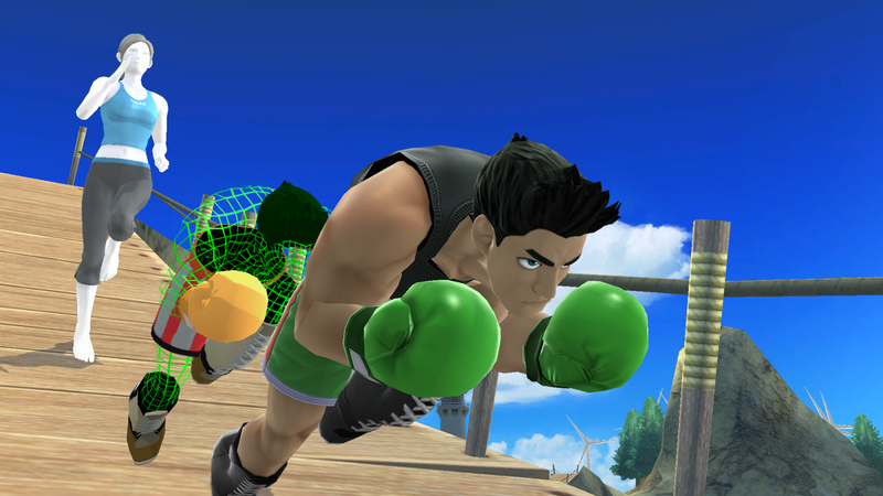 File:SSB4-Wii U Congratulations Classic Little Mac.png