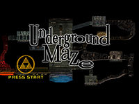 An overview of the Underground Maze