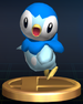 Piplup - Brawl Trophy.png