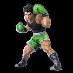 Little Mac SSBU SmashWiki The Super Smash Bros Wiki