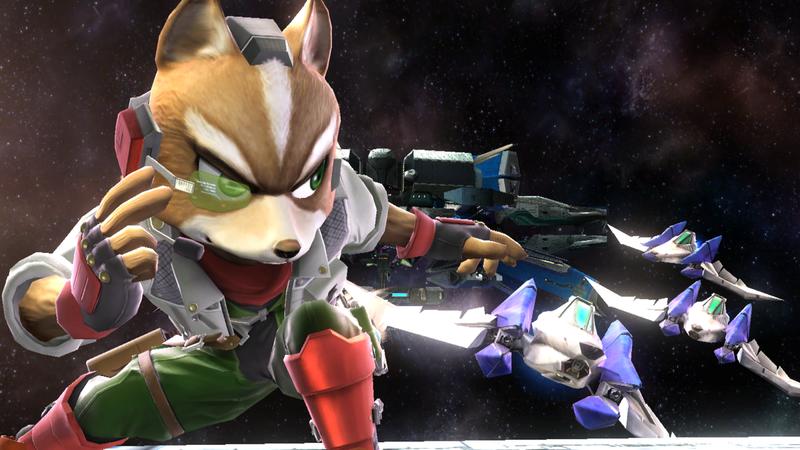 File:SSB4-Wii U Congratulations Classic Fox.png