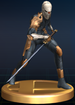 Gray Fox - Brawl Trophy.png