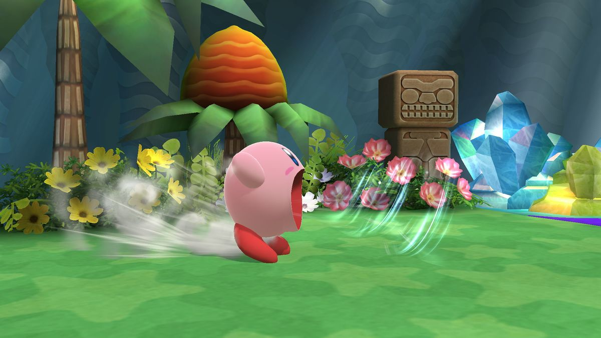 kirby smash bros