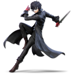 Joker (SSBU) - SmashWiki, the Super Smash Bros  wiki
