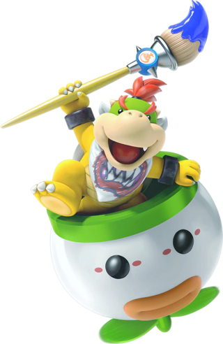 Bowser Jr Smashwiki The Super Smash Bros Wiki