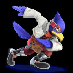 Smash Bros 250px-Falco_SSB4