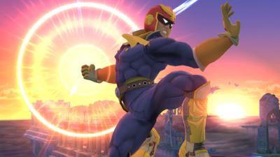 Captain falcon punch - photo#7