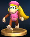 Dixie Kong - Brawl Trophy.png