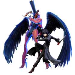 Joker Ssbu Smashwiki The Super Smash Bros Wiki