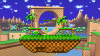 Green Hill Zone Smashwiki The Super Smash Bros Wiki