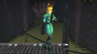 Zero Suit Samus Idle Pose 2 Brawl.png