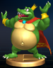 King K. Rool - Brawl Trophy.png