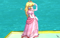Peach Idle Pose 4 Brawl.png