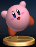 Kirby - Brawl Trophy.png