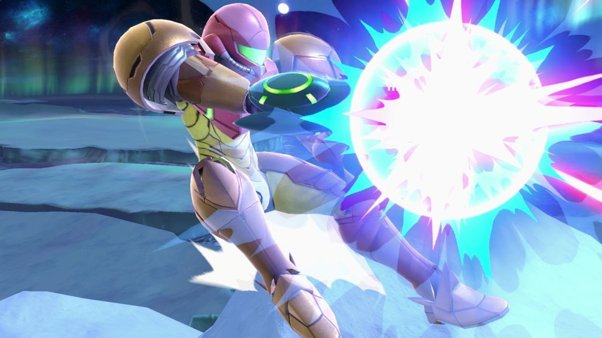 Charge Shot Smashwiki The Super Smash Bros Wiki