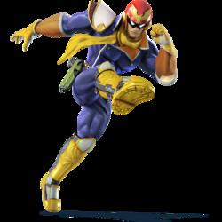 Smash Bros 250px-Captain_Falcon_SSB4