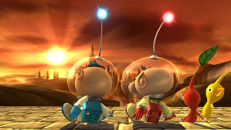 File:SSB4-Wii U Congratulations Classic Olimar.png