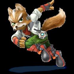 Smash Bros 250px-Fox_SSB4