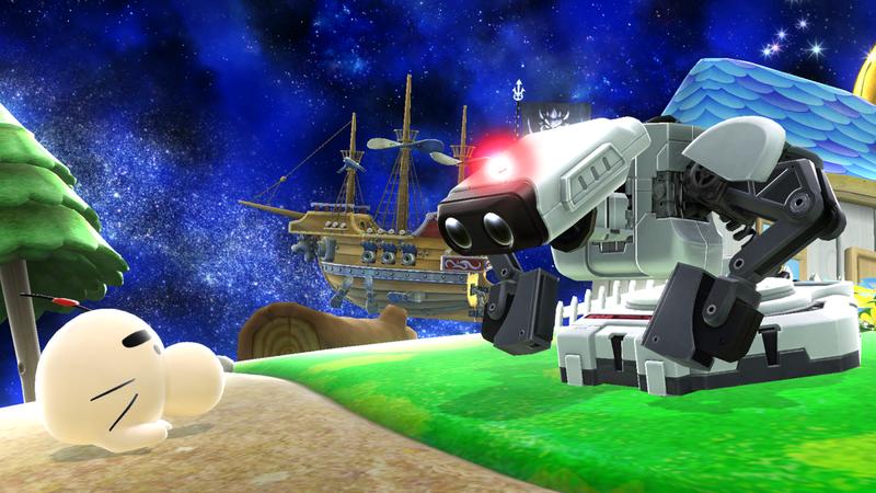 File:SSB4-Wii U Congratulations Classic ROB.png