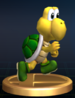 Koopa Troopa (Green) - Brawl Trophy.png