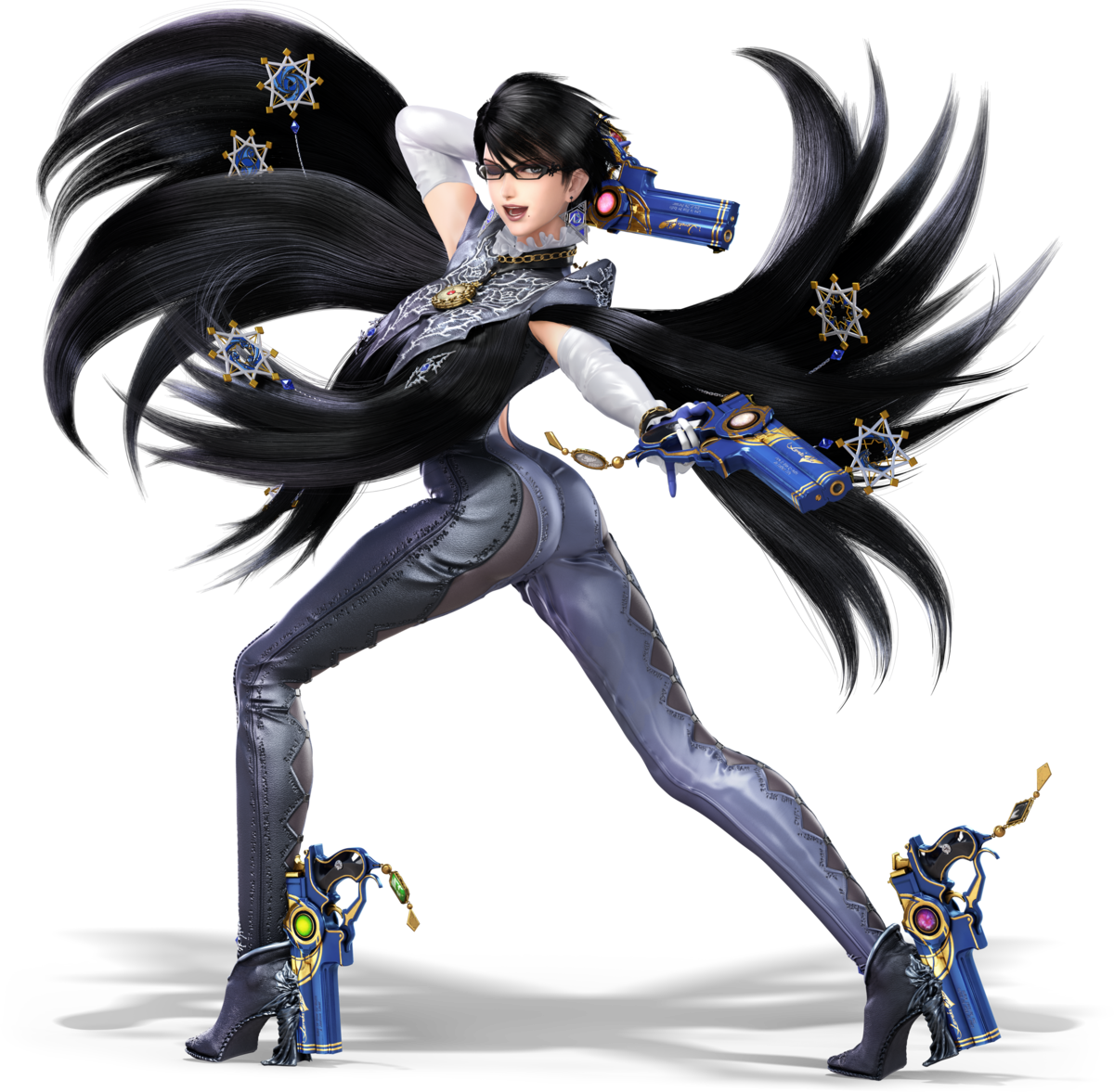 Bayonetta (SSBU) - SmashWiki, the Super Smash Bros. wiki