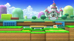 3D Land - SmashWiki, the Super Smash Bros  wiki