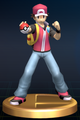 Pokémon Trainer - Brawl Trophy.png