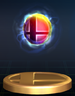 Smash Ball - Brawl Trophy.png