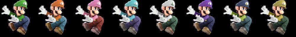 Luigi (SSBU) - SmashWiki, the Super Smash Bros  wiki