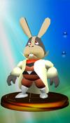 Peppy hare smashwiki the super smash bros wiki