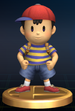 Ness - Brawl Trophy.png
