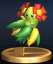 Bellossom - Brawl Trophy.png
