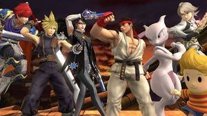 Downloadable content - SmashWiki, the Super Smash Bros. wiki