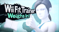 SSB4 Newcomer Introduction Wii Fit Trainer.png