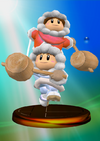 Ice Climber Trophy (Smash 2).png