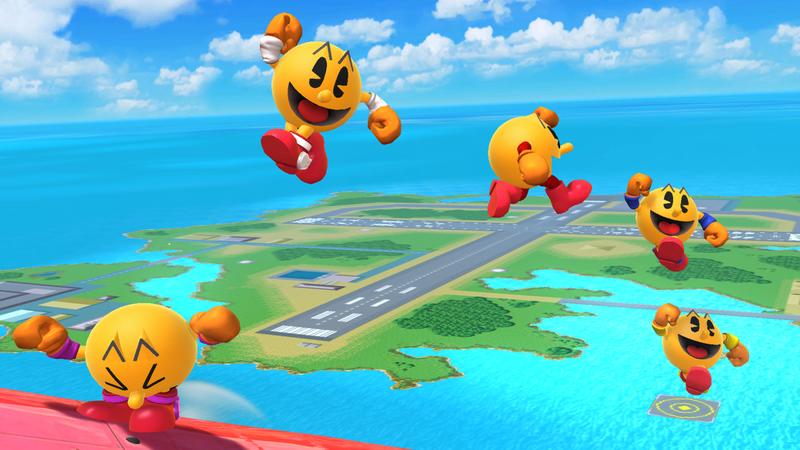 File:SSB4-Wii U Congratulations Classic Pac-Man.png