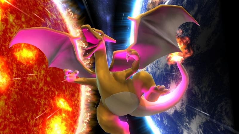 File:SSB4-Wii U Congratulations Classic Charizard.png