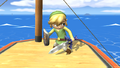 Toon Link Idle Pose 1 Brawl.png