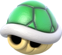 Green Shell Smashwiki The Super Smash Bros Wiki
