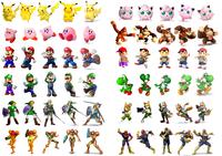 Super Smash Bros Series Smashwiki The Super Smash Bros Wiki