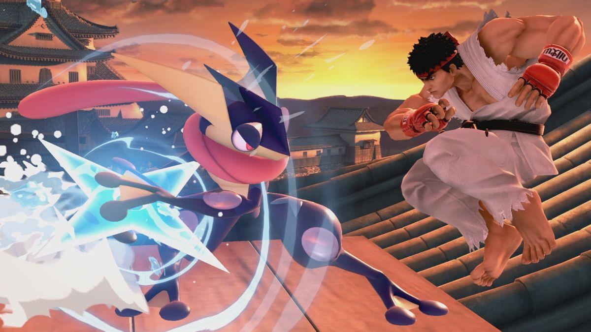 Water Shuriken - SmashWiki, the Super Smash Bros. wiki