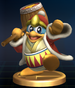King Dedede - Brawl Trophy.png