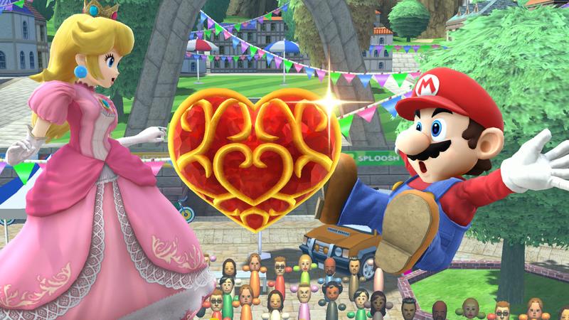 File:SSB4-Wii U Congratulations Classic Mario.png