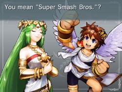list of super smash bros references in other franchises