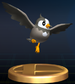Starly - Brawl Trophy.png